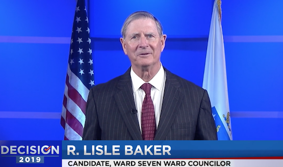 Lisle Baker Candidate Video 2019